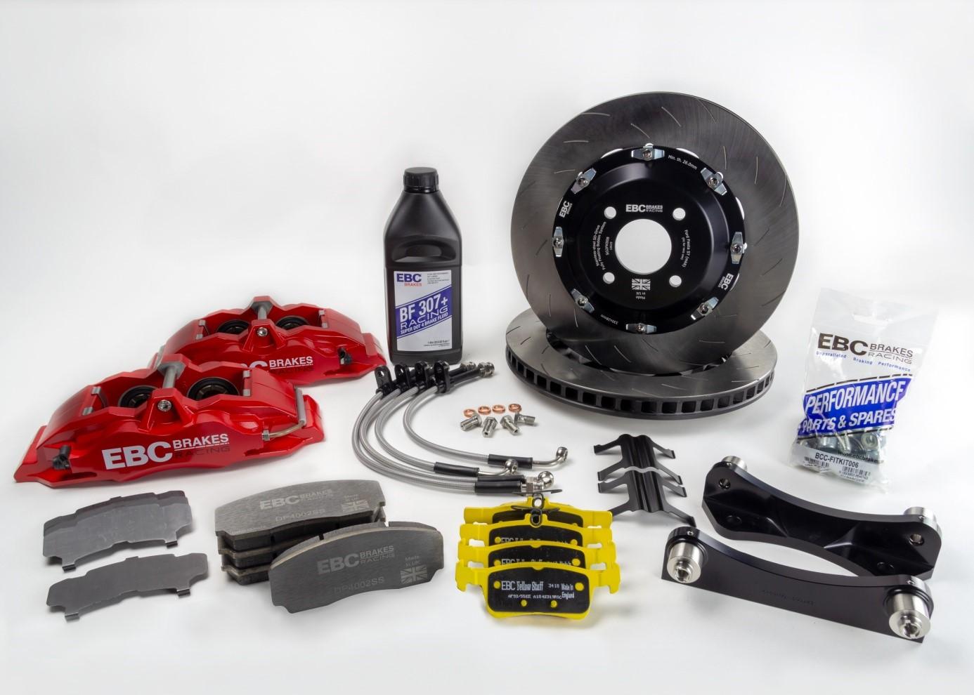 Apollo Balanced Big Brake Kits