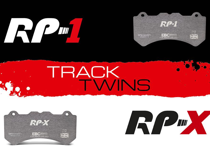 RP-1™ или RP-X™ състезателни накладки: кои да изберете?